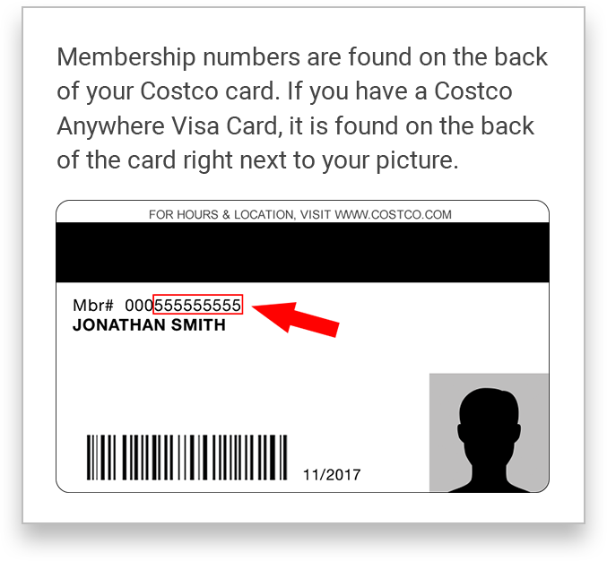 Costco Complete Id >> Complete Id Verify Your Costco Membership Enroll